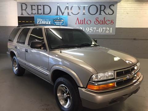 2004 Chevrolet Blazer for sale in Phoenix, AZ