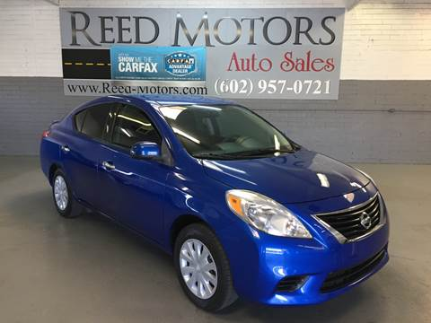 2014 Nissan Versa for sale in Phoenix, AZ