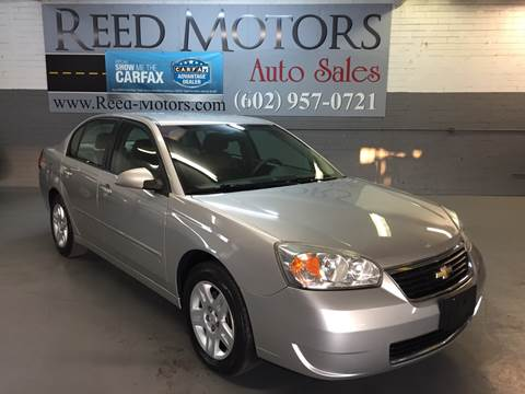 2007 Chevrolet Malibu for sale in Phoenix, AZ