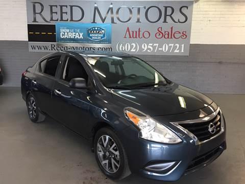 2015 Nissan Versa for sale in Phoenix, AZ