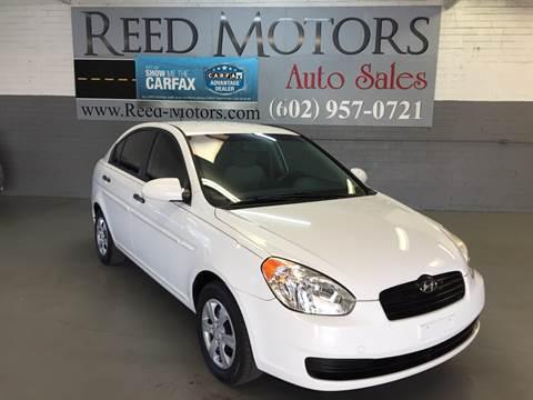 2008 Hyundai Accent for sale in Phoenix, AZ