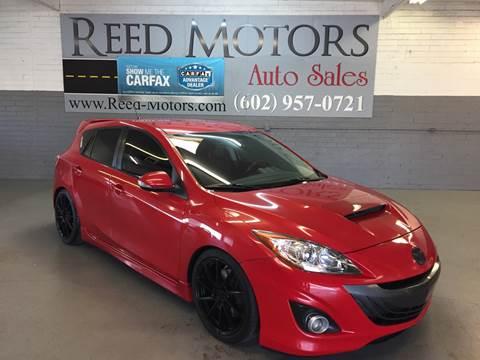 Mazdaspeed3 For Sale >> 2012 Mazda Mazdaspeed3 For Sale In Phoenix Az