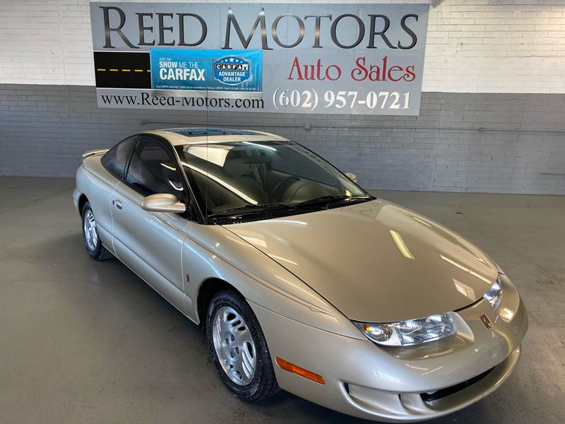 1999 Saturn S-series Sc2 3dr Coupe In Phoenix Az