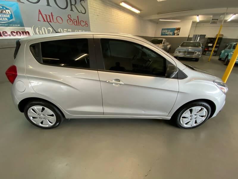 2016 Chevrolet Spark LS Manual 4dr Hatchback - Phoenix AZ