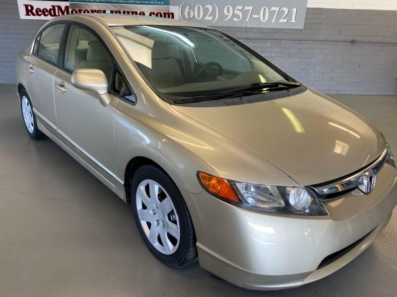 2008 Honda Civic LX 4dr Sedan 5A - Phoenix AZ