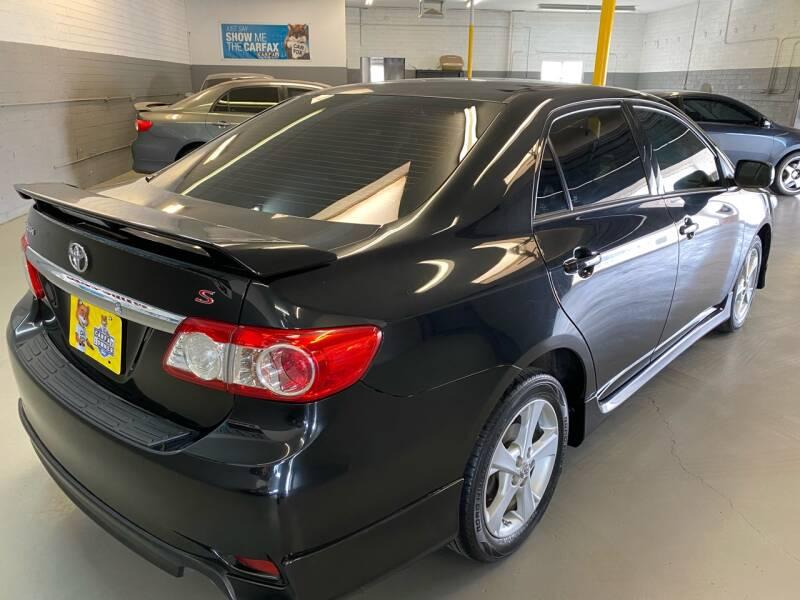 2013 Toyota Corolla S 4dr Sedan 4A - Phoenix AZ