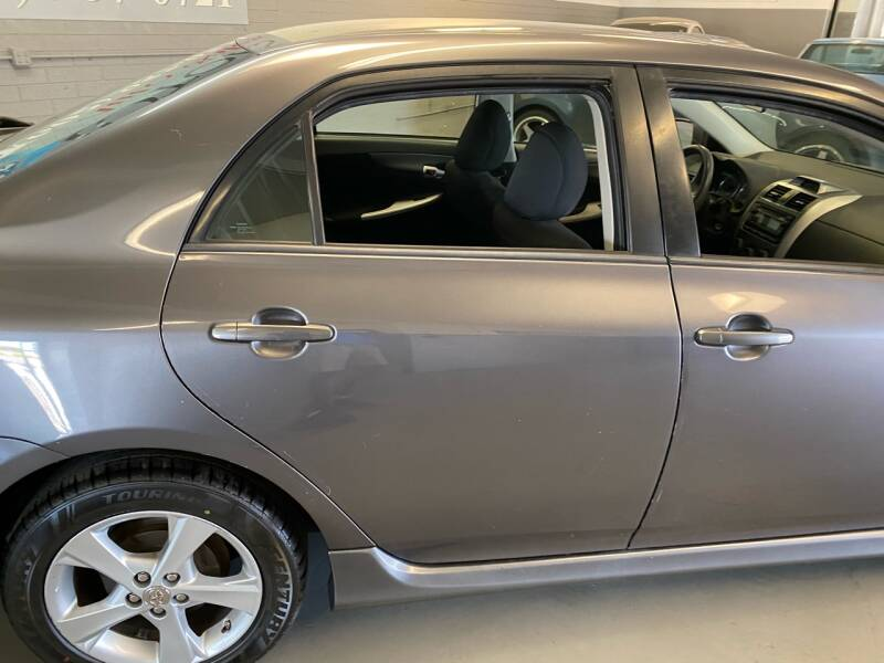 2012 Toyota Corolla S 4dr Sedan 4A - Phoenix AZ