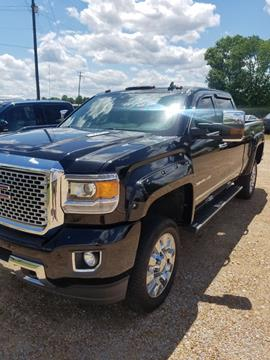 2016 GMC Sierra 2500HD for sale in West Point, MS