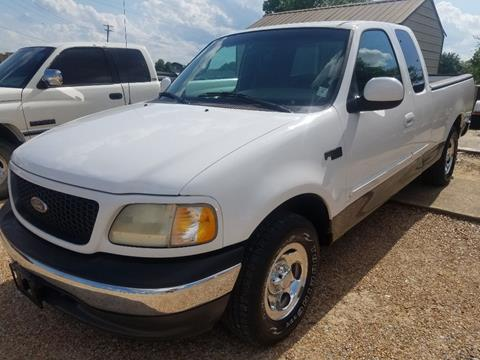 2002 Ford F-150 for sale in West Point, MS