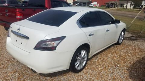 2014 Nissan Maxima for sale in West Point, MS