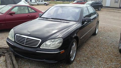 2002 Mercedes-Benz S-Class for sale in West Point, MS