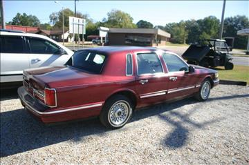 1997 Lincoln Town Car for sale in West Point, MS