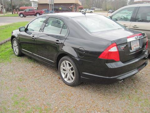 2012 Ford Fusion for sale in West Point, MS