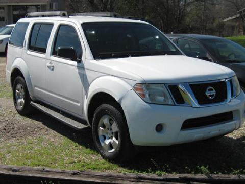 2008 Nissan Pathfinder for sale in West Point, MS