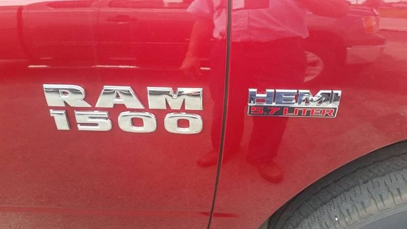 2015 RAM Ram Pickup 1500 4x4 Big Horn 4dr Crew Cab 5.5 ft. SB Pickup - Somerset PA
