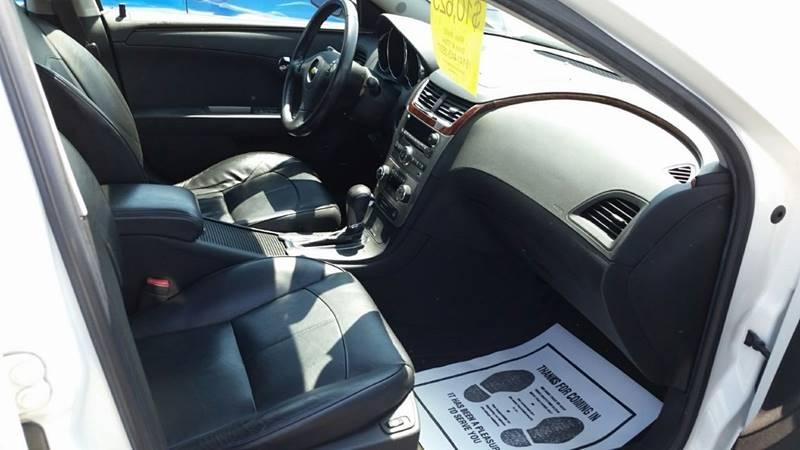 2011 Chevrolet Malibu LTZ 4dr Sedan - Somerset PA