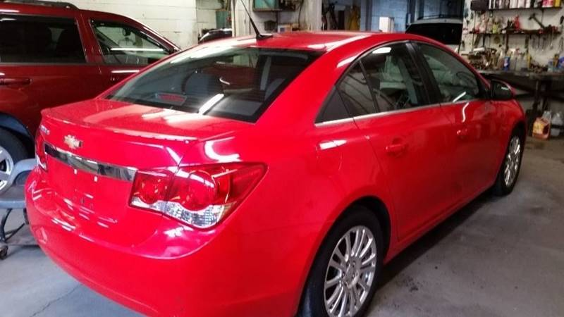 2014 Chevrolet Cruze ECO Auto 4dr Sedan w/1SF - Somerset PA