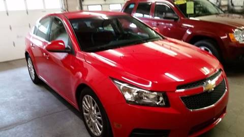 2014 Chevrolet Cruze for sale in Somerset, PA