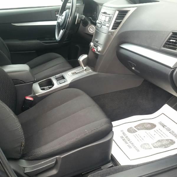 2011 Subaru Outback AWD 2.5i Premium 4dr Wagon CVT - Somerset PA
