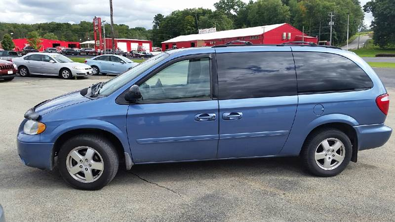 2007 Dodge Grand Caravan SXT 4dr Extended Mini-Van - Somerset PA