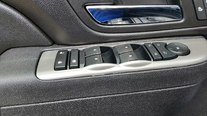 2012 Chevrolet Silverado 1500 4x4 LTZ 4dr Extended Cab 6.5 ft. SB - Somerset PA