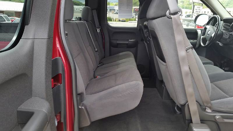 2007 Chevrolet Silverado 1500 LT2 4dr Extended Cab 4WD 6.5 ft. SB - Somerset PA