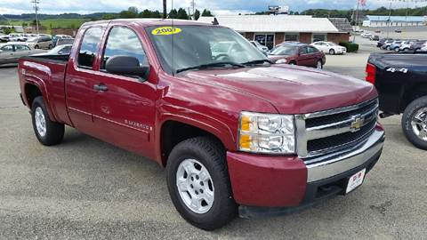 2007 Chevrolet Silverado 1500 for sale in Somerset, PA