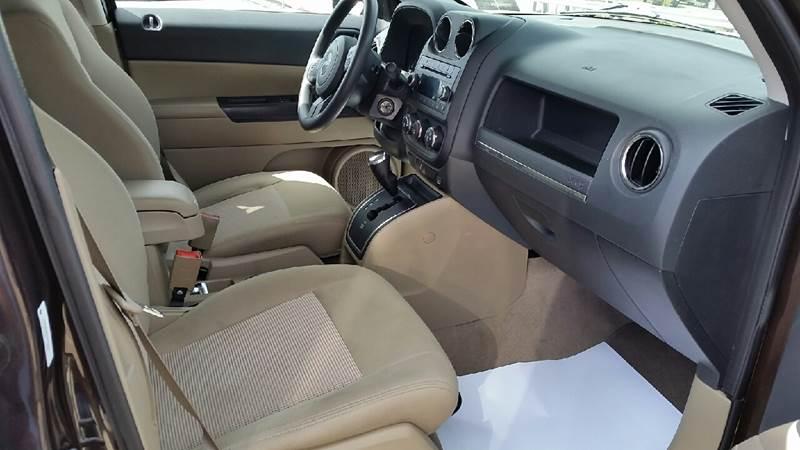 2014 Jeep Patriot 4x4 Sport 4dr SUV - Somerset PA