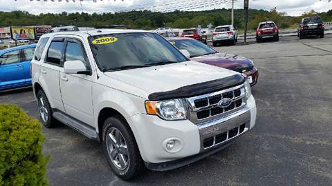 2009 Ford Escape for sale in Somerset, PA