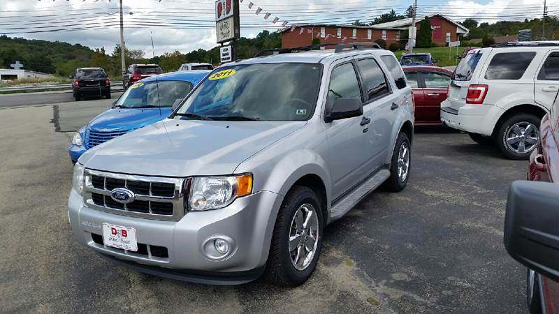 2011 Ford Escape AWD XLT 4dr SUV - Somerset PA