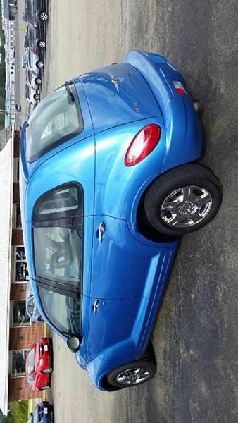 2008 Chrysler PT Cruiser 4dr Wagon - Somerset PA