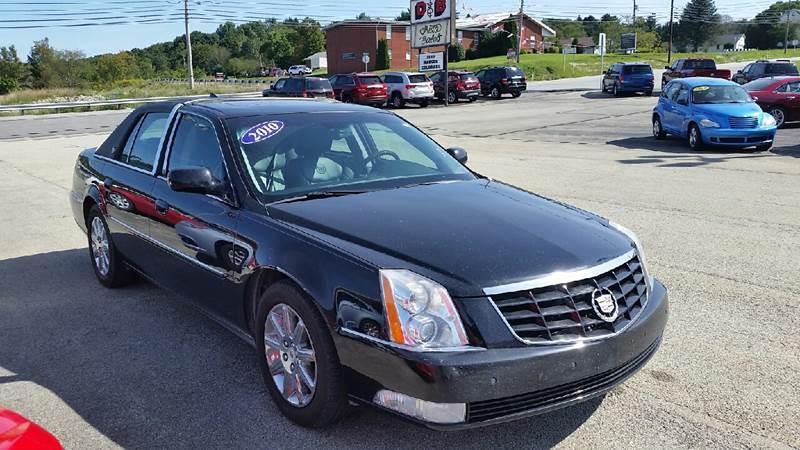 2010 Cadillac DTS Premium Collection 4dr Sedan - Somerset PA