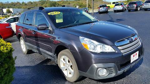 2013 Subaru Outback for sale in Somerset, PA