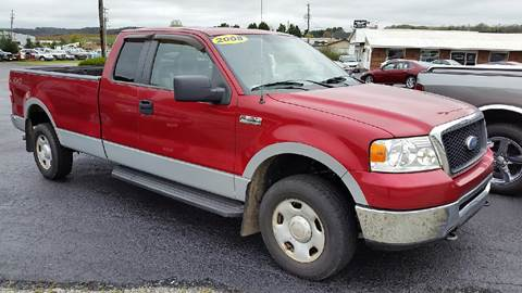 2008 Ford F-150 for sale in Somerset, PA