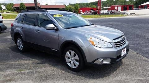 2010 Subaru Outback for sale in Somerset, PA