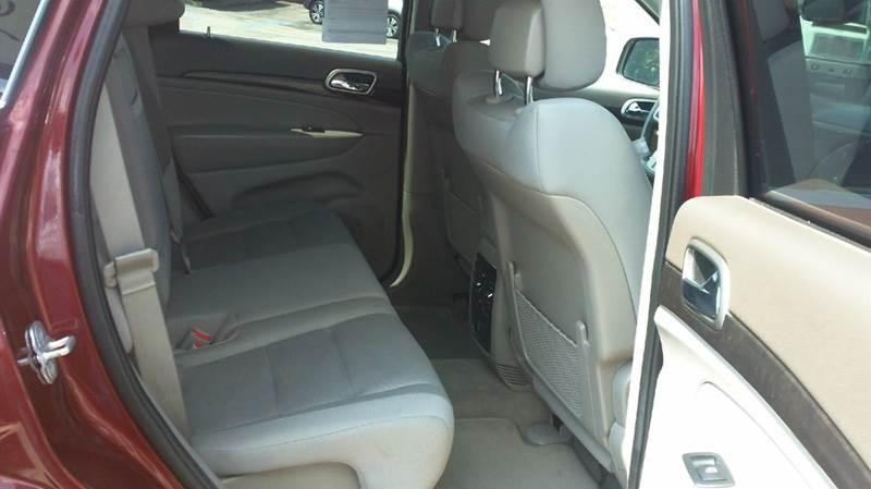 2013 Jeep Grand Cherokee Laredo 4x4 4dr SUV - Somerset PA