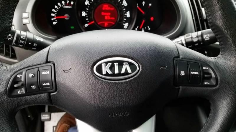 2012 Kia Sportage SX AWD 4dr SUV - Somerset PA