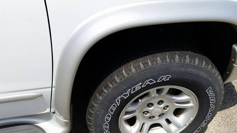 2002 Dodge Durango SLT Plus 4WD 4dr SUV - Somerset PA