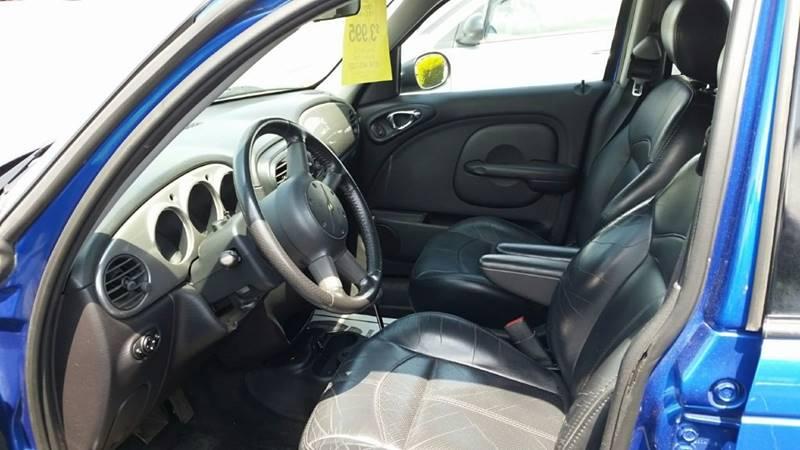 2003 Chrysler PT Cruiser 4dr GT Turbo Wagon - Somerset PA