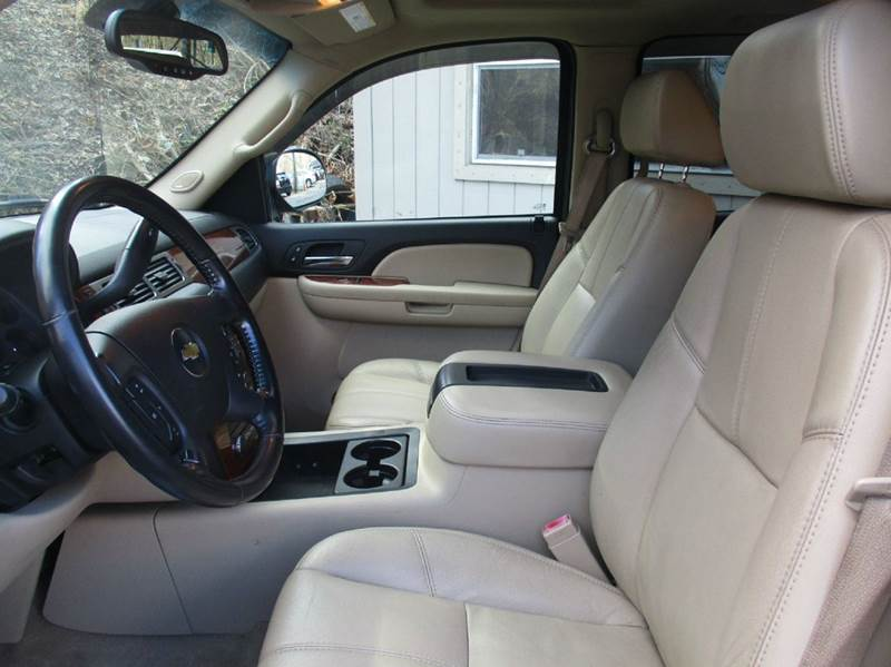 2007 Chevrolet Avalanche LTZ 1500 4dr Crew Cab 4WD SB - Verona PA
