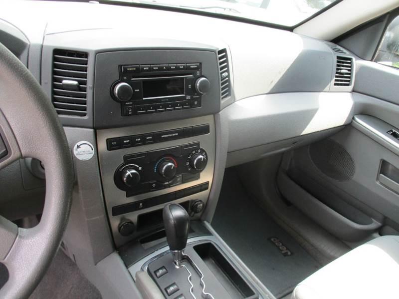 2007 Jeep Grand Cherokee Laredo 4dr SUV 4WD - Verona PA