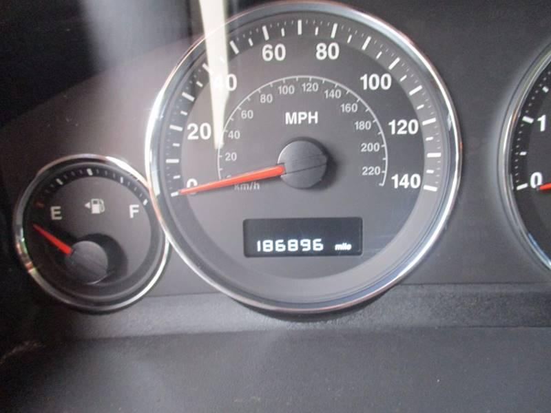 2009 Jeep Commander 4x4 Sport 4dr SUV - Verona PA