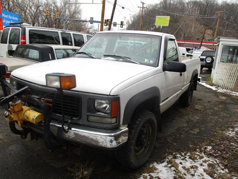 1998 GMC Sierra 2500 for sale in Verona, PA