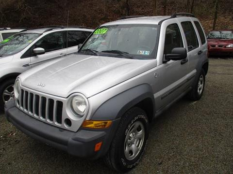 2007 Jeep Liberty for sale in Verona, PA