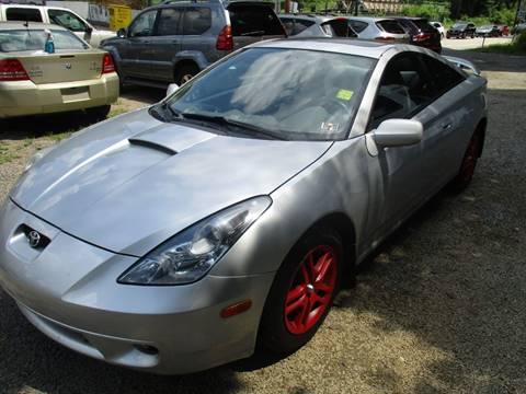 2001 Toyota Celica for sale in Verona, PA