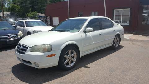 2003 Nissan Maxima For Sale In Covington Ga Carsforsale