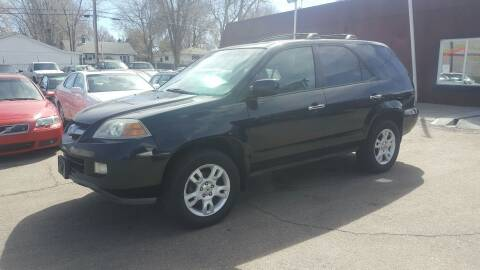 2006 Acura MDX for sale at B Quality Auto Check in Englewood CO