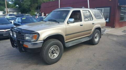 1995 Toyota 4Runner for sale at B Quality Auto Check in Englewood CO