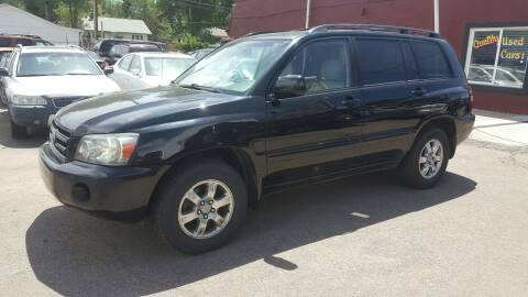 2005 Toyota Highlander for sale at B Quality Auto Check in Englewood CO
