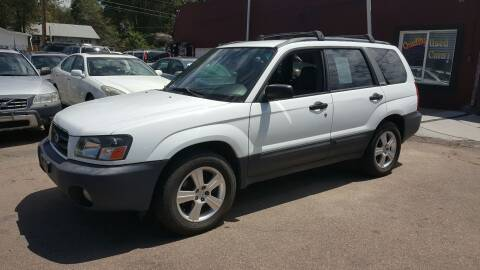 2004 Subaru Forester for sale at B Quality Auto Check in Englewood CO